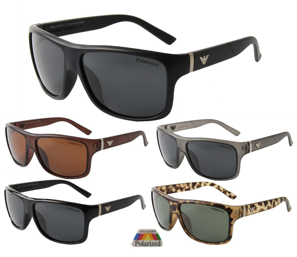 AM Polarized Fashion Sunglasses AMP603