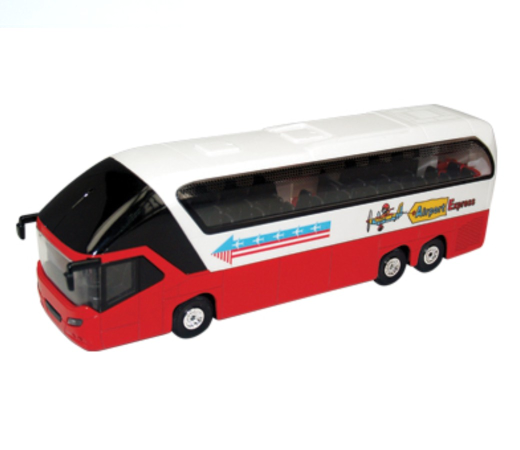 Sonic Travel Bus Diecast Models DC-8100