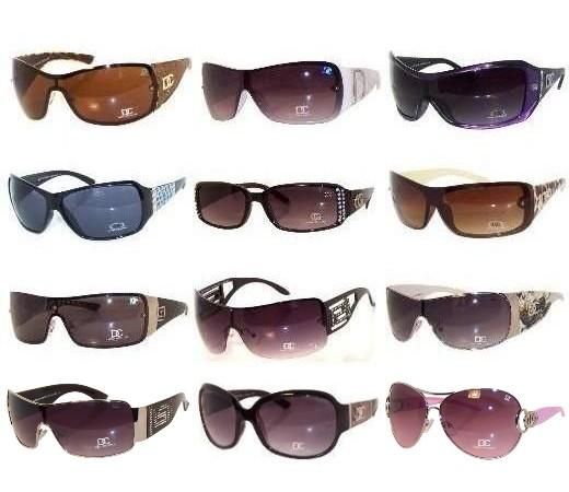DC & CG Eyewear Sunglasses Sample Pack