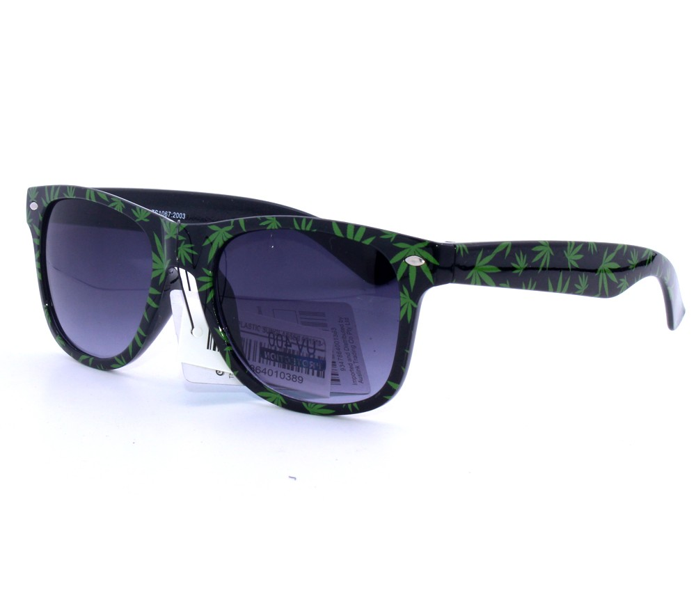 Cooleyes Fashion Sunglasses - Leaves FP1319-1