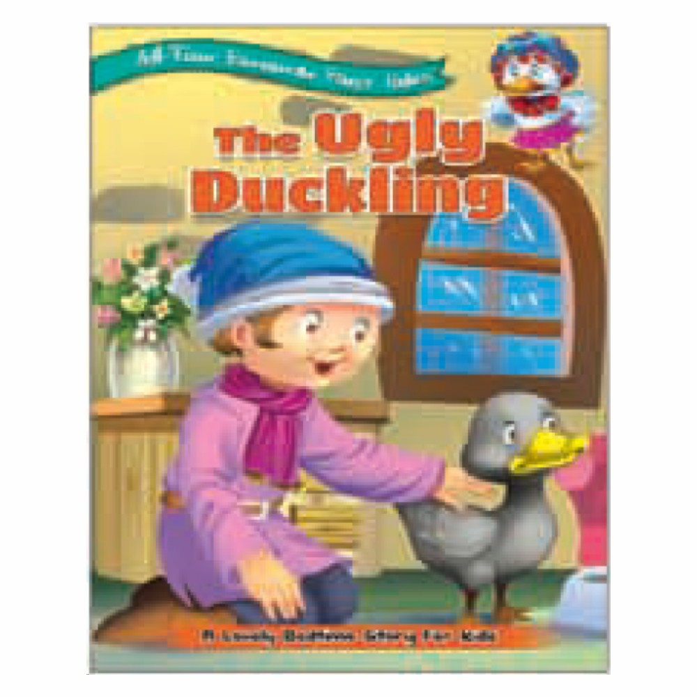 All Time Favourite Fairy Tales The Ugly Duckling (MM74171)