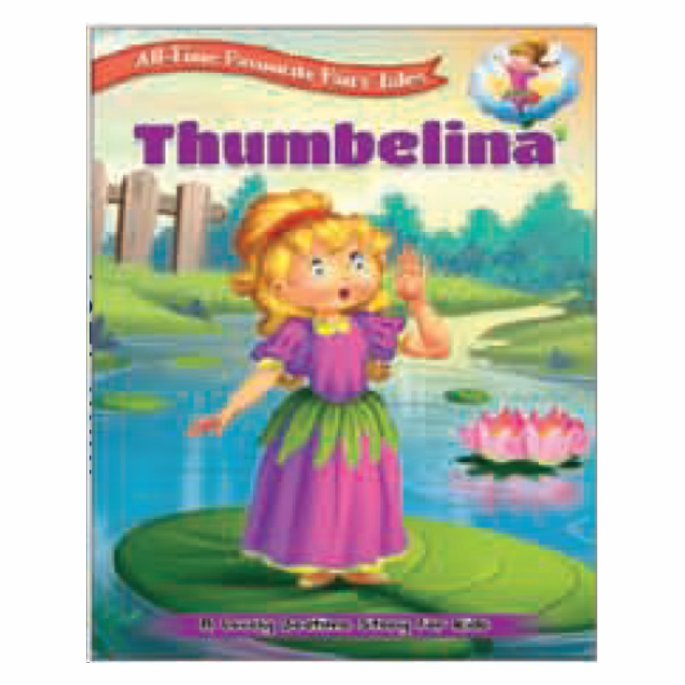 All Time Favourite Fairy Tales Thumbelina (MM74201)