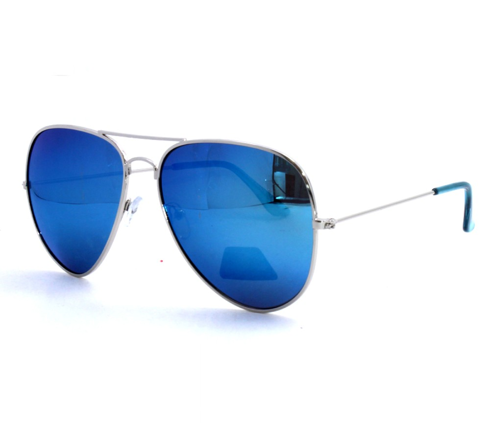Aviator Metal Polarized Tint Lens Sunglasses AV009PM-2