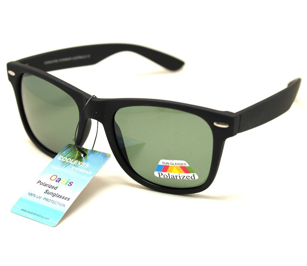 Fashion Polarized Sunglasses Large Size PP1068-9