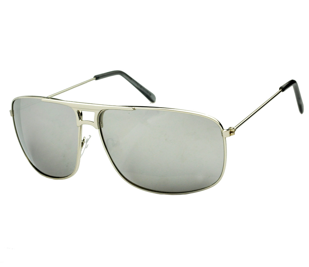 Sports Metal Reflection Mrror Lens Sunglasses SM4030