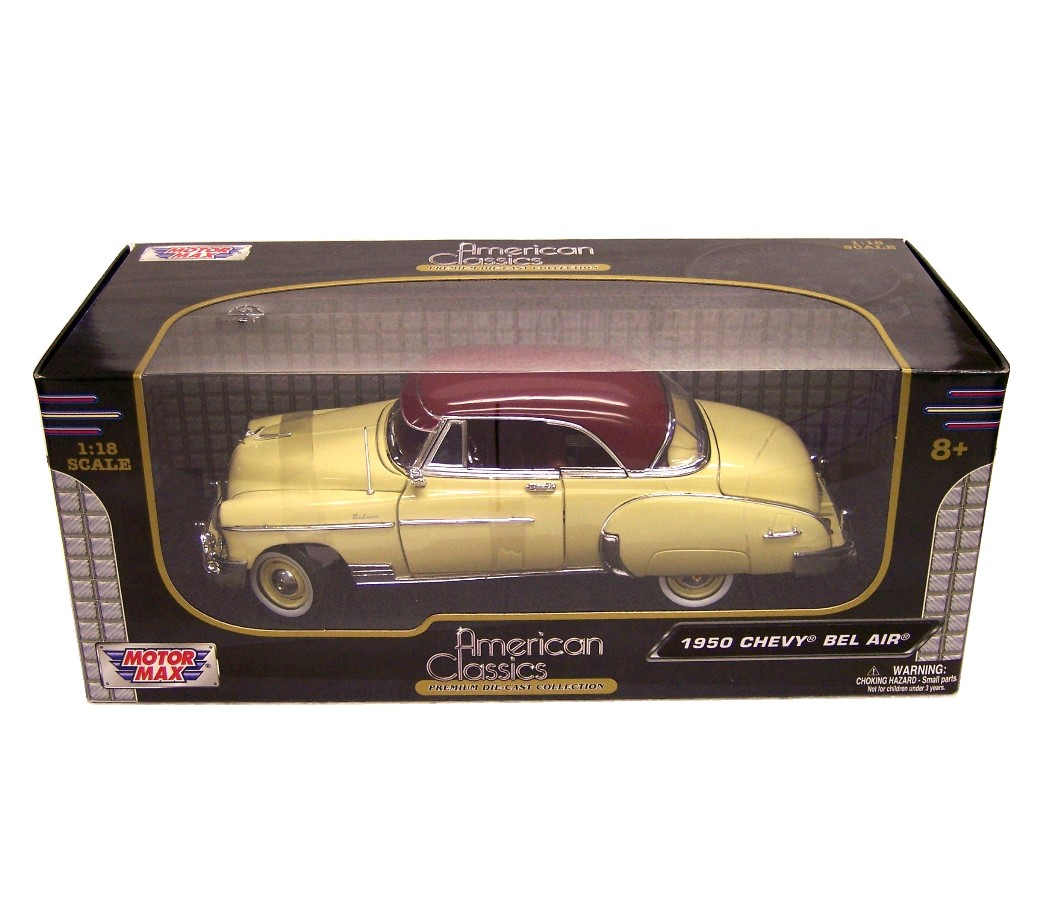 CHEVY BEL AIR AIR 1950 - 1:18