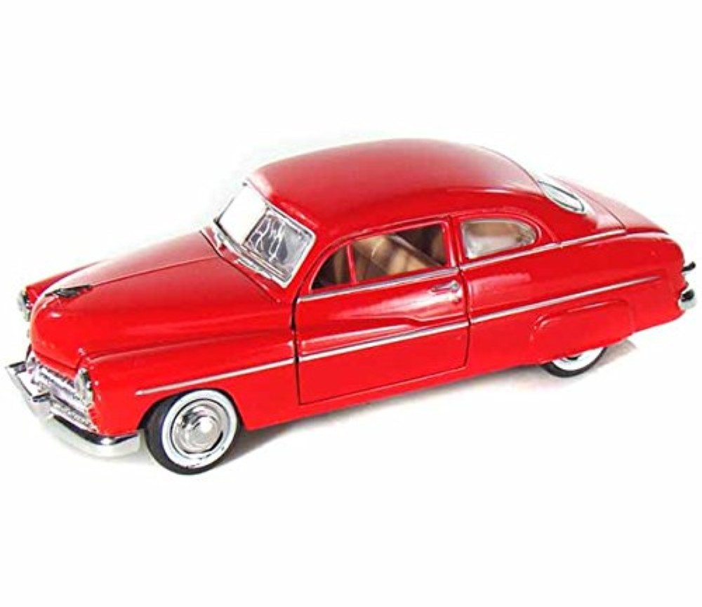 1:24 1949 Mercury Coupe (Red) MM73225RD