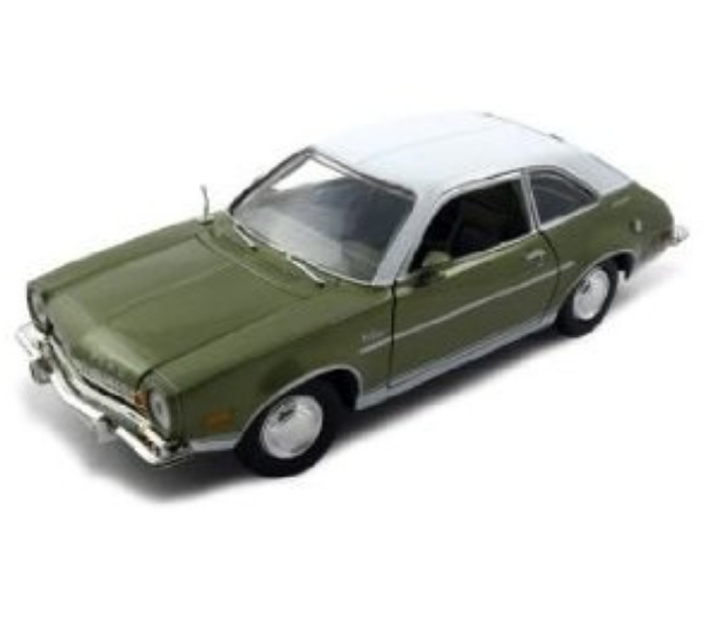 1974 Ford Pinto Lineup: 1:24 (Green) MM73318GR [MM73318GR]